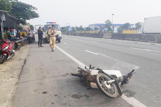 Bỏ chạy sau tai nạn giao thông, tài xế xưng là thiếu tá quân đội