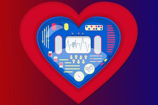 Máy tạo nhịp tim thông minh mô phỏng nhịp tim tự nhiên