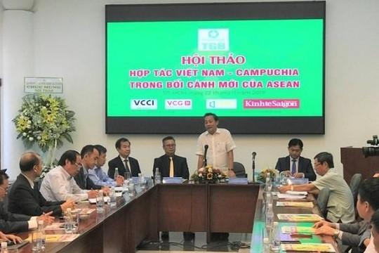 Năm 2019, Việt Nam đầu tư 5 tỉ USD vào Campuchia