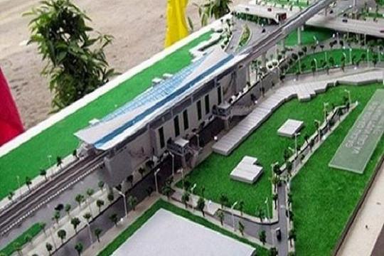 Hà Nội tính vay hơn 30.500 tỉ đồng làm tuyến đường sắt qua hồ Gươm