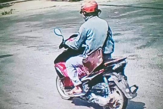 Long An: Bắt kẻ cướp tiệm vàng nhờ hệ thống camera trên đường