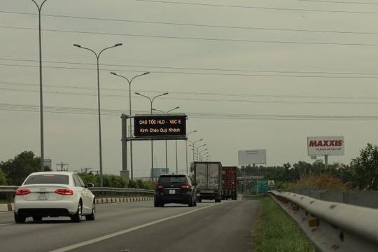 Cách tính khoảng cách an toàn khi tham gia giao thông trên đường cao tốc
