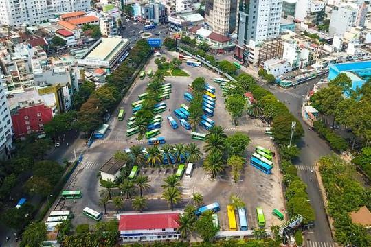 TP.HCM cho duy trì bãi giữ xe tại công viên 23 tháng 9