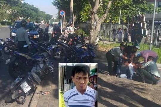 Đi trộm xe 3 ngày liền, kẻ có tiền án giết người bị Đội bảo vệ Phú Mỹ Hưng bắt