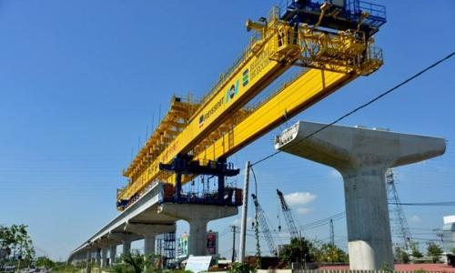 Tuyến metro Bến Thành - Suối Tiên sẽ vận hành vào quý 4/2021