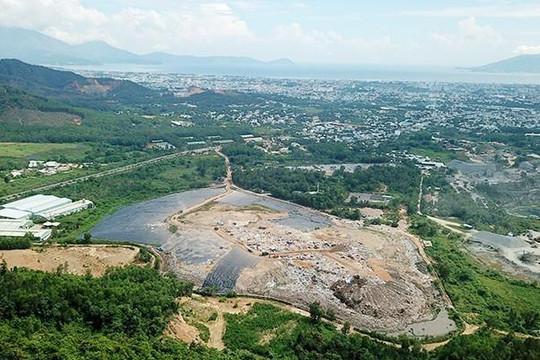 Đà Nẵng tăng cường xử lý nước rỉ ở bãi rác lớn nhất thành phố