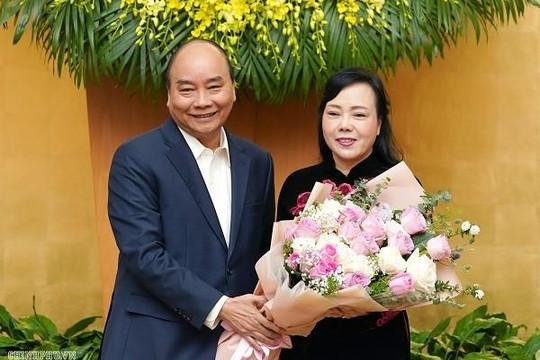 Nguyên Bộ trưởng Y tế chia tay Chính phủ: 'Hôm nay là ngày đáng nhớ trong cuộc đời'