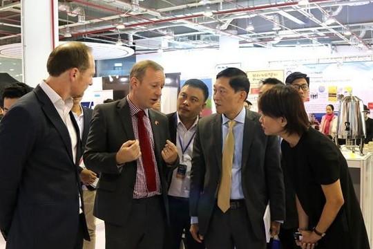 Thế giới công nghệ Vương quốc Anh tại Techfest Việt Nam 2019