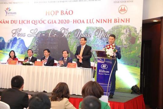 Ninh Bình được chọn là nơi đăng cai năm du lịch quốc gia và chung kết Hoa hậu kinh đô Asean