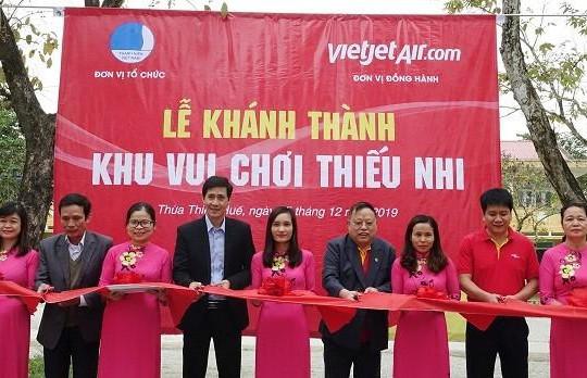 Niềm vui bất ngờ từ Vietjet