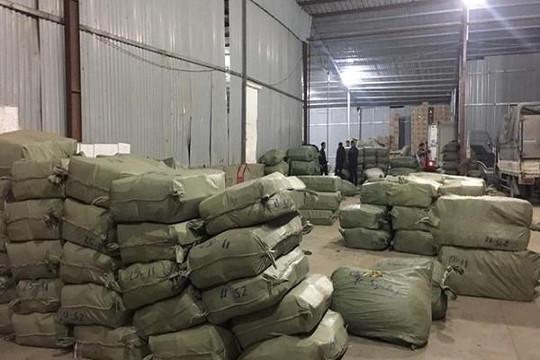 Khởi tố vụ buôn lậu dược liệu cực lớn vừa bị triệt phá