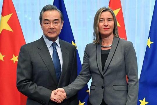 Chọc tức Mỹ, Trung Quốc đẩy mạnh quan hệ ngoại giao với châu Âu