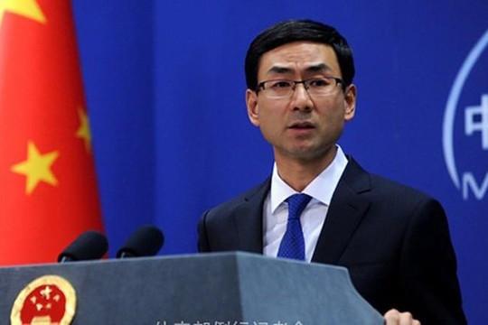 Trung Quốc trao công hàm phản đối vụ Mỹ trục xuất hai nhà ngoại giao