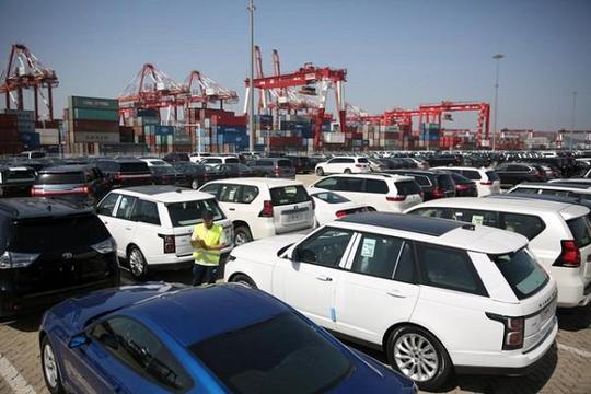 Ô tô nhập khẩu tăng mạnh, ngân sách thu thêm gần 20.000 tỉ đồng tiền thuế
