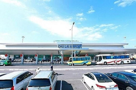 Điều chỉnh quy hoạch sân bay Chu Lai thành trung tâm sửa chữa tàu bay tầm cỡ khu vực