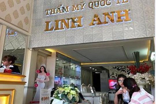 TP.HCM: Phát hiện nhiều sai phạm nghiêm trọng tại Thẩm mỹ Quốc tế Linh Anh