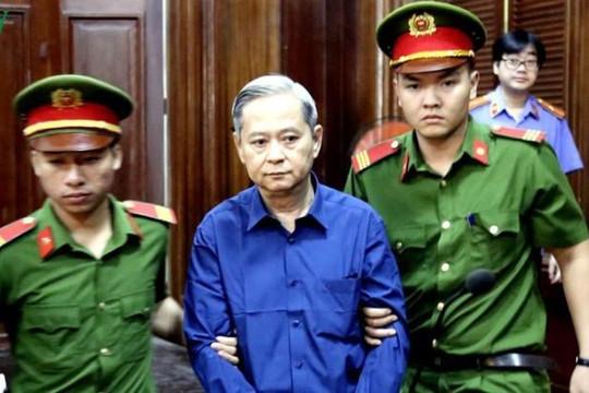 Xử Phó chủ tịch Nguyễn Hữu Tín: Vẫn còn khá nhiều văn bản chưa được giải mật