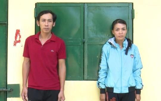 An Giang: Bắt giữ cặp vợ chồng 8X bán ma túy cho con nghiện