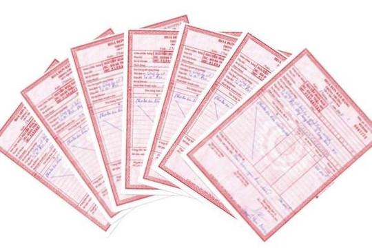 Đề xuất phạt đến 50 triệu đồng đối với hành vi in hóa đơn giả