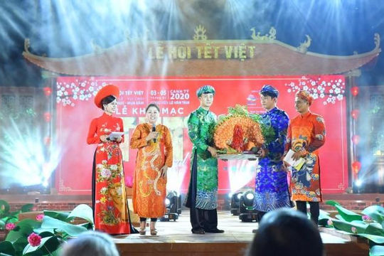 TP.HCM tưng bừng khai hội Tết Việt – Tet Festival 2020