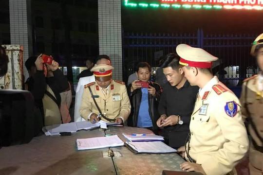 Tự xưng báo chí để 'né' mức phạt giao thông cao nhất