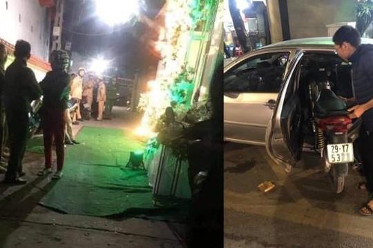 CSGT lập chốt gần quán nhậu và đám cưới, thanh niên nhờ taxi chở xe máy về nhà