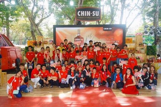 Masan Consumer tổ chức hoạt động thiện nguyện Tết trẻ em tại lễ hội Tết Việt 2020