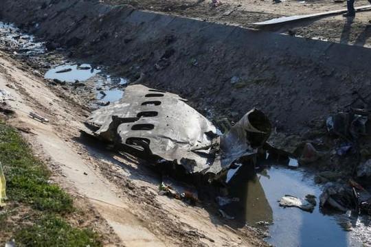 Iran thừa nhận bắn hạ máy bay chở khách Ukraine vì bay gần căn cứ quân sự