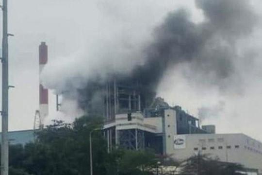 Điều tra vụ nổ lớn tại nhiệt điện Uông Bí