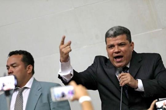 Mỹ trừng phạt 7 nhà lập pháp nỗ lực chiếm quốc hội của phe đối lập Venezuela
