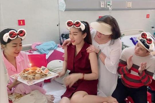 Mai Phương đón sinh nhật tuổi 35 trong bệnh viện