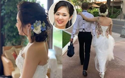 Cựu ngôi sao phim JAV Aoi Sora tổ chức đám cưới bí mật ở Hawaii sau khi sinh 2 con