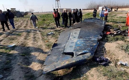 Iran bắt giam người bắn rơi máy bay Ukraine