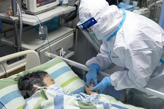Thượng Hải có bệnh nhân đầu tiên chết do 'vi rút' Vũ Hán'