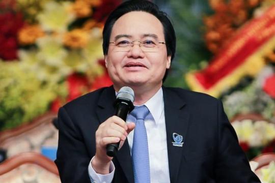 Bộ trưởng Phùng Xuân Nhạ: Mục tiêu của giáo dục phổ thông mới là bồi dưỡng, đổi mới giáo viên