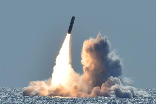 Mỹ triển khai vũ khí hạt nhân mới để chọi Nga