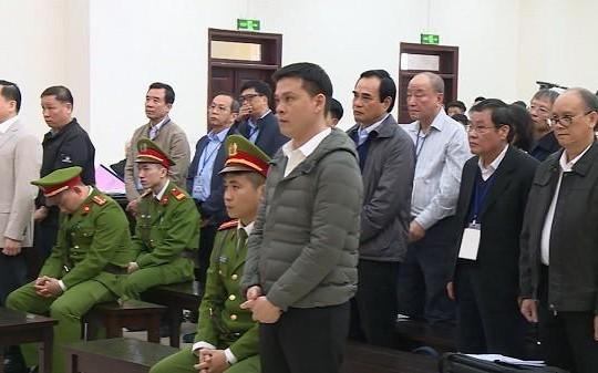 Phan Văn Anh Vũ cùng nhiều bị cáo kháng cáo