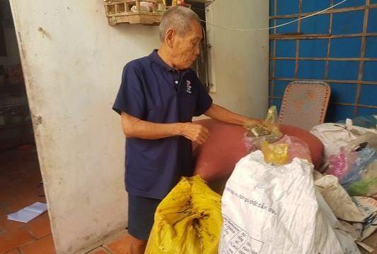 An Giang: Cụ ông 85 tuổi đề nghị nhường tiêu chuẩn xóa nghèo cho người khác