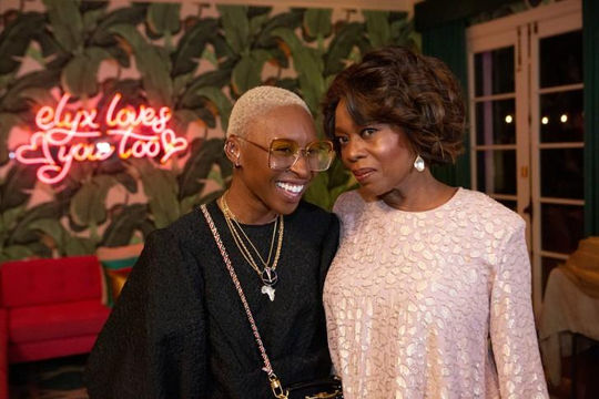 Buổi tiệc độc đáo chỉ dành cho những nữ diễn viên da màu bị Oscar bỏ rơi