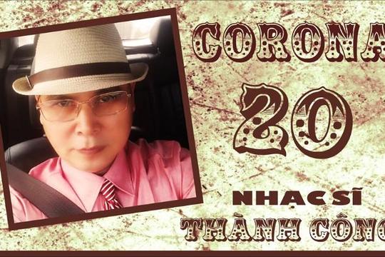 Tác giả bài 'Bài Tango buồn' rao bán nhạc về... dịch coronavirus