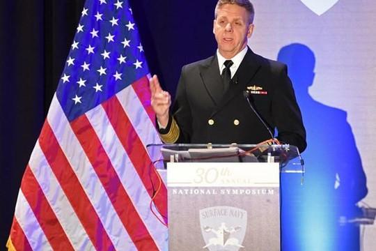 Tư lệnh Mỹ nói Trung Quốc đe dọa sự ổn định ở Thái Bình Dương