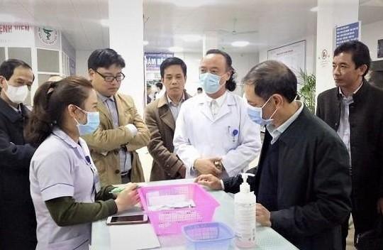 Hà Tĩnh công bố 13 bệnh viện đủ điều kiện thu dung, điều trị Covid-19