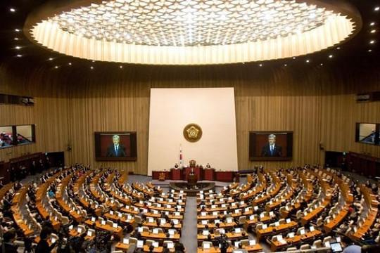 Quốc hội và một số cơ quan của chính phủ Hàn Quốc ngừng hoạt động vì coronavirus