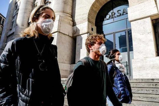 Số người chết vì coronavirus tại Ý tiếp tục tăng
