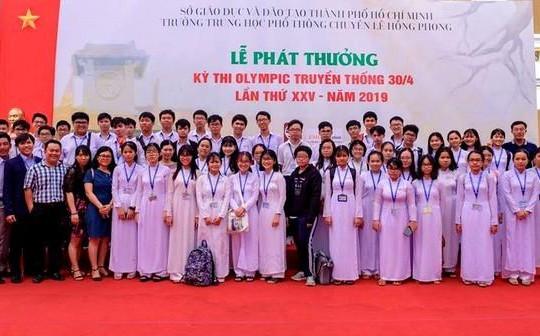 TP.HCM hủy 3 cuộc thi lớn của học sinh để tránh dịch Covid-19