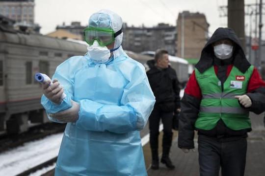 Cảnh sát Nga truy tìm người Trung Quốc nhằm chặn nguy cơ lây dịch Covid-19