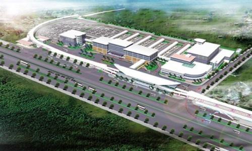TP.HCM sắp đưa bến xe miền Đông mới vào hoạt động