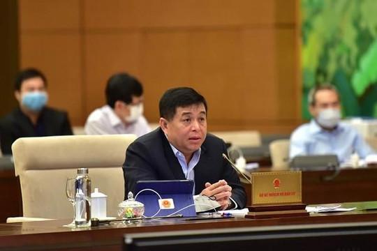 Bộ trưởng Nguyễn Chí Dũng: Sức khỏe của tôi bình thường