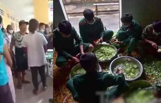 Bộ đội 3 giờ sáng dậy nấu ăn cho trăm người, đêm đi mua giúp thẻ cào vẫn bị lăng mạ