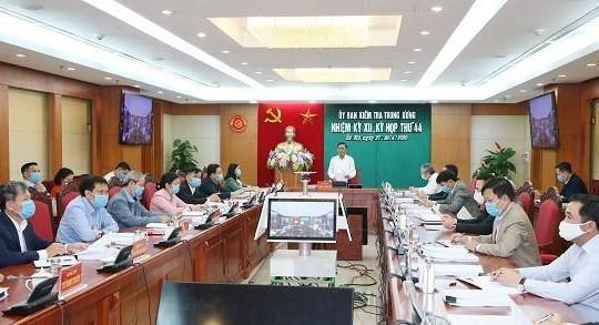 UBKTTƯ đề nghị khai trừ khỏi Đảng nguyên Thứ trưởng Quốc phòng Nguyễn Văn Hiến và kỷ luật nhiều cán bộ khác